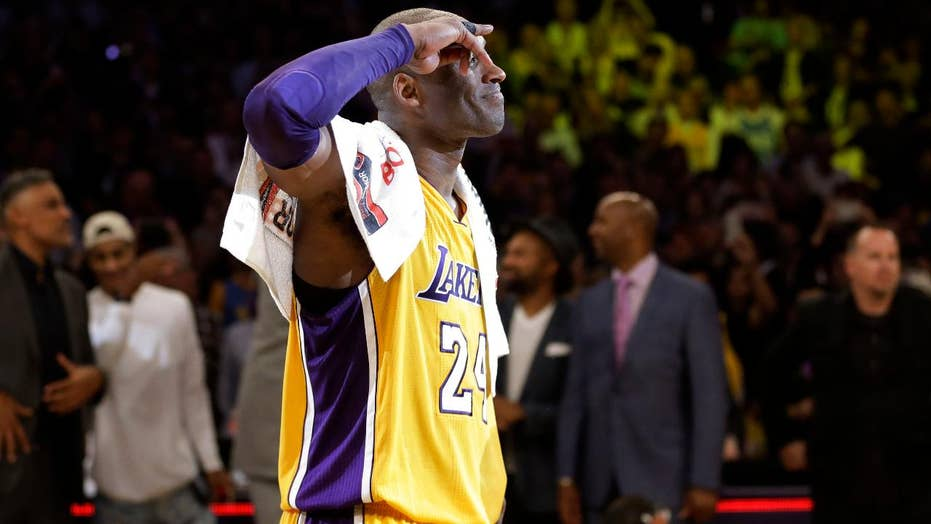 Reports: Kobe Bryant among five killed in helicopter crash