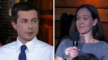 Pro-life Dem clashes with Buttigieg at town hall: 'We don't belong'