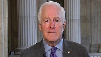 Sen. Cornyn on what to expect on first full day of Trump defense arguments