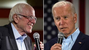 Biden, Sanders battle for top spot in latest Iowa poll