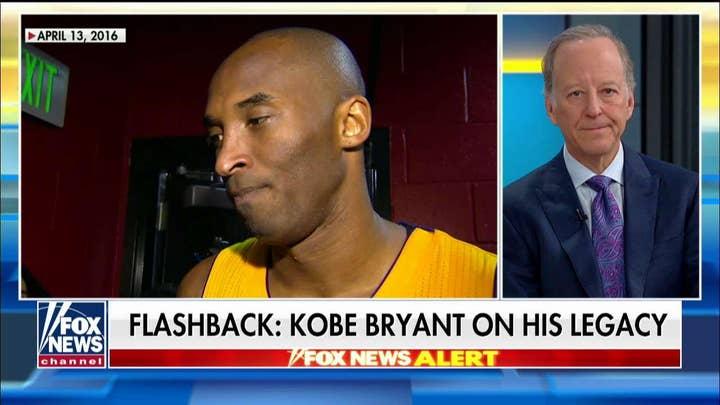 Emotional Jim Gray fondly remembers trip to Hong Kong with Kobe Bryant