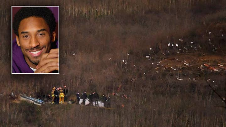 Kobe Bryant helicopter crash: NTSB investigating poor weather conditions