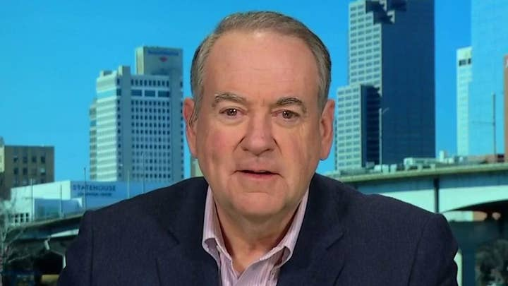 Mike Huckabee reacts to Bolton manuscript, upcoming Iowa caucuses