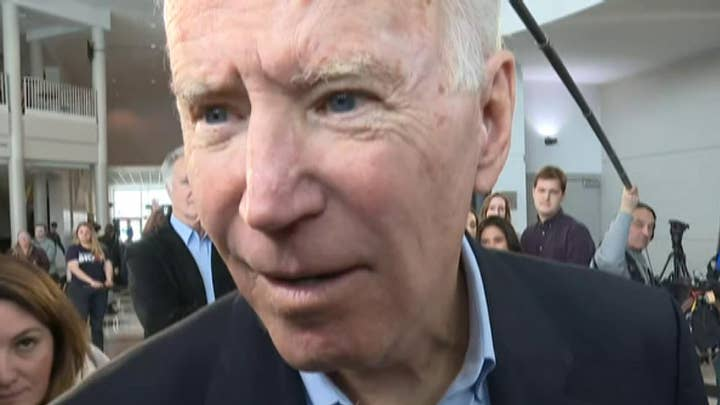 Joe Biden: I have nothing to defend, this is all a game