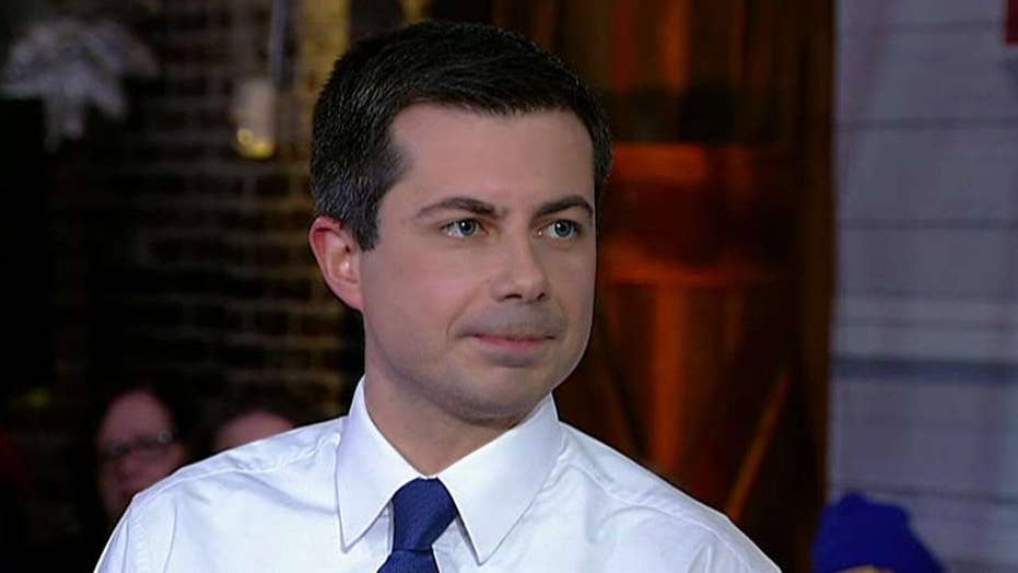 Pete Buttigieg on his struggle to court the African-American vote