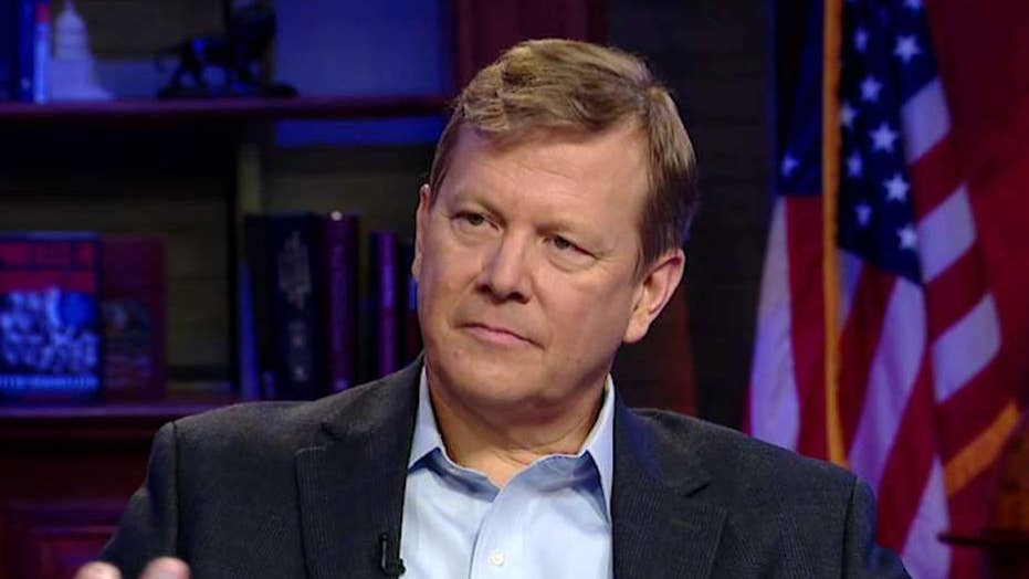 Peter Schweizer on media bias, his new book and the 'two sides to Joe Biden'