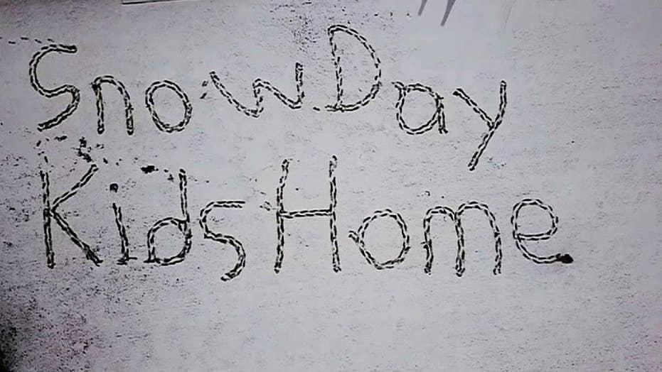 Drone used in high-tech Missouri snow day plea