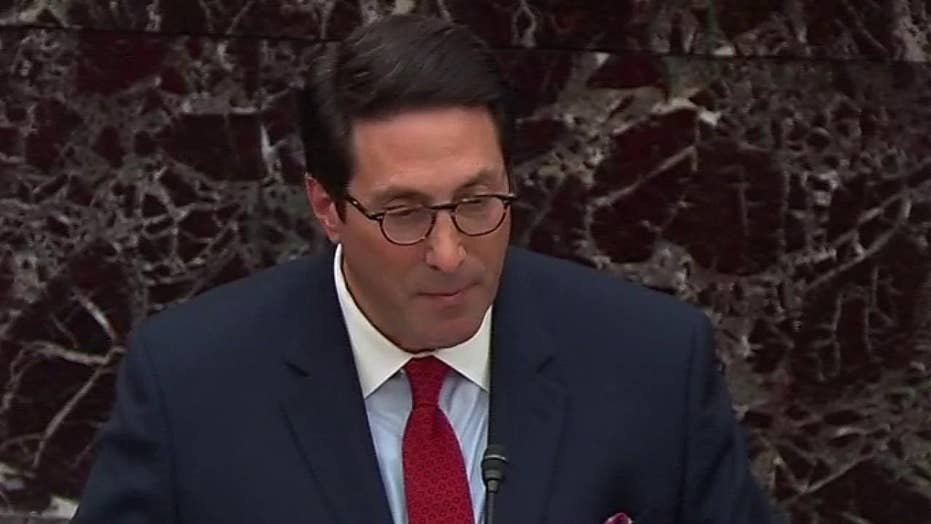 Jay Sekulow says policy disagreements should not be the basis for impeachment