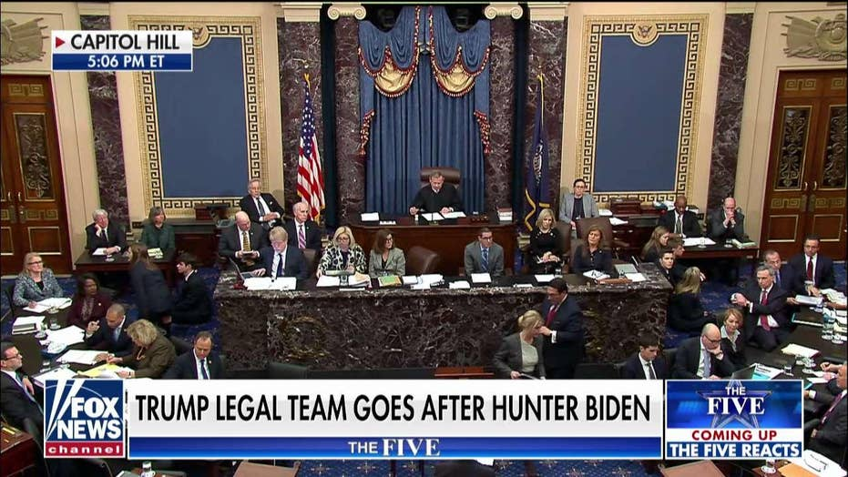 Jesse Watters says Trump attorney Bondi offered 'meticulous' Hunter Biden case: 'It doesn't look good for Joe'