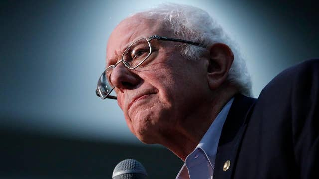 Democrats fear Bernie Sanders losing important swing states to Trump if he wins the nomination