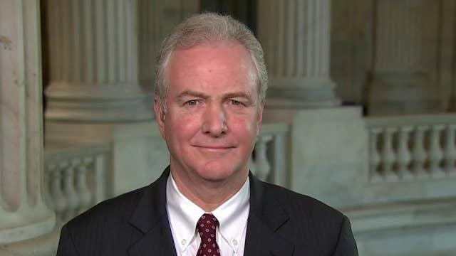 Sen. Chris Van Hollen says Bolton claims are major test of whether senators want impartial impeachment trial