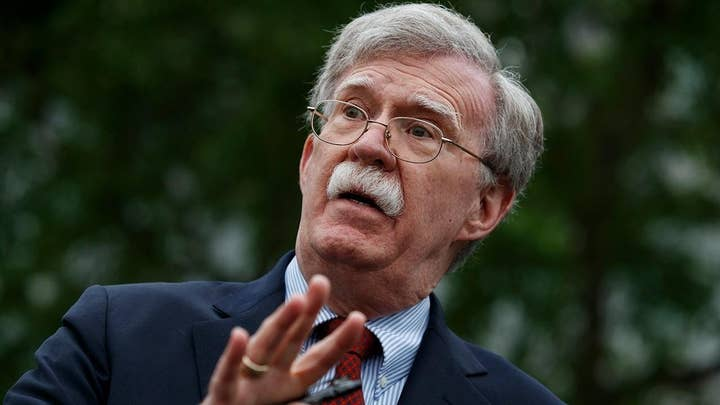 DOJ says NYT report 'grossly' mischaracterizes Bolton talks with Trump on Ukraine