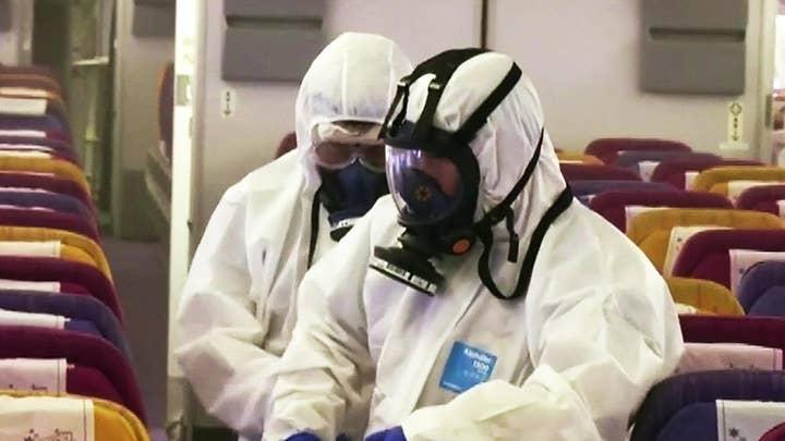 Coronavirus fears growing around globe as China desperately tries to contain disease