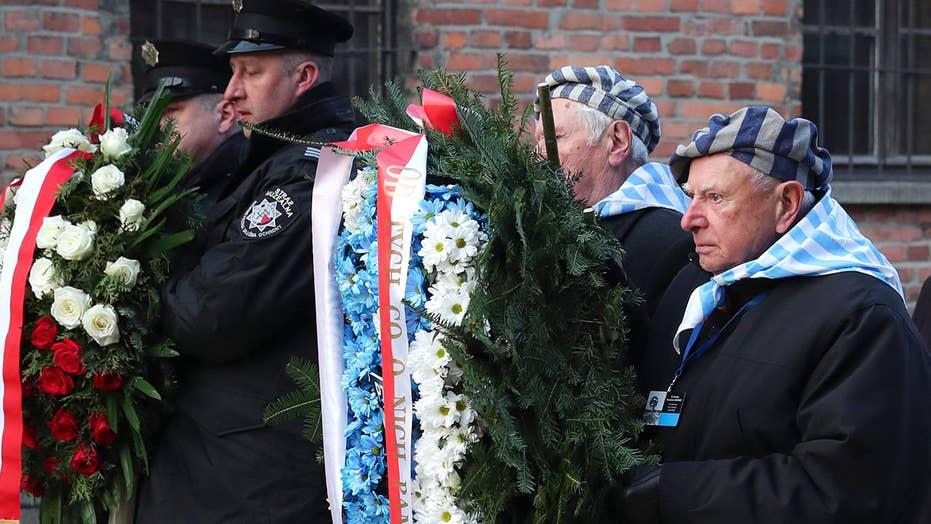 Auschwitz survivors gather to mark 75th anniversary of liberation