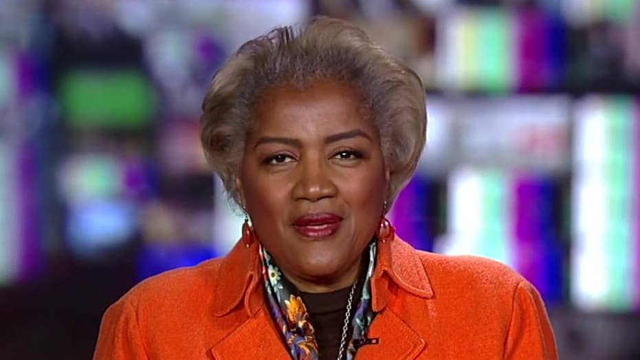 Donna Brazile expects record-high turnout for Iowa caucuses
