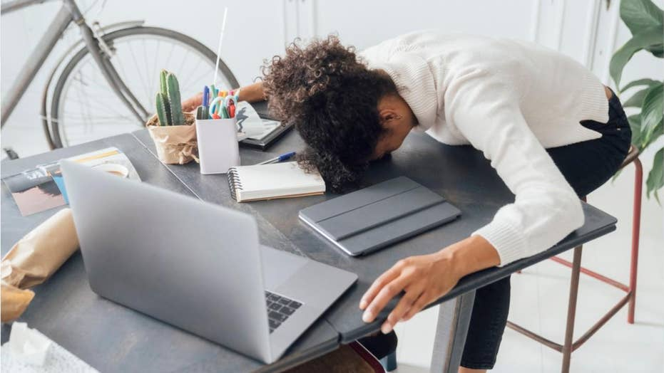 Burnout linked to potentially lethal heart condition