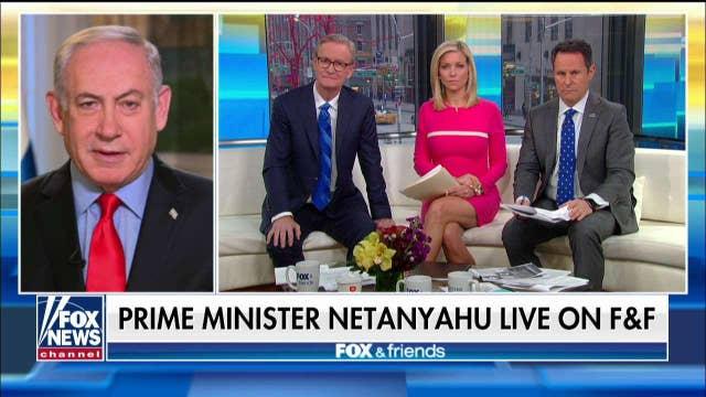 Benjamin Netanyahu: Trump is the 'best friend Israel has ever had in White House'