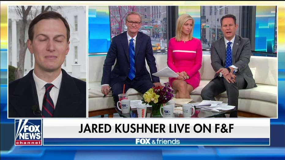 Jared Kushner: Senate impeachment trial is a 'distraction'