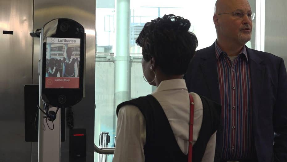 Facial recognition machines at airports under scrutiny