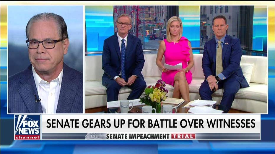 Sen. Mike Braun: With USMCA, re-election is going to be an 'easy argument' for Trump to make