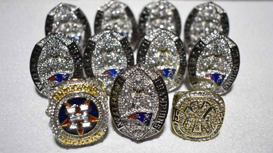 Fake Super Bowl gear intercepted by Feds