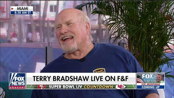 Terry Bradshaw on the future of Tom Brady