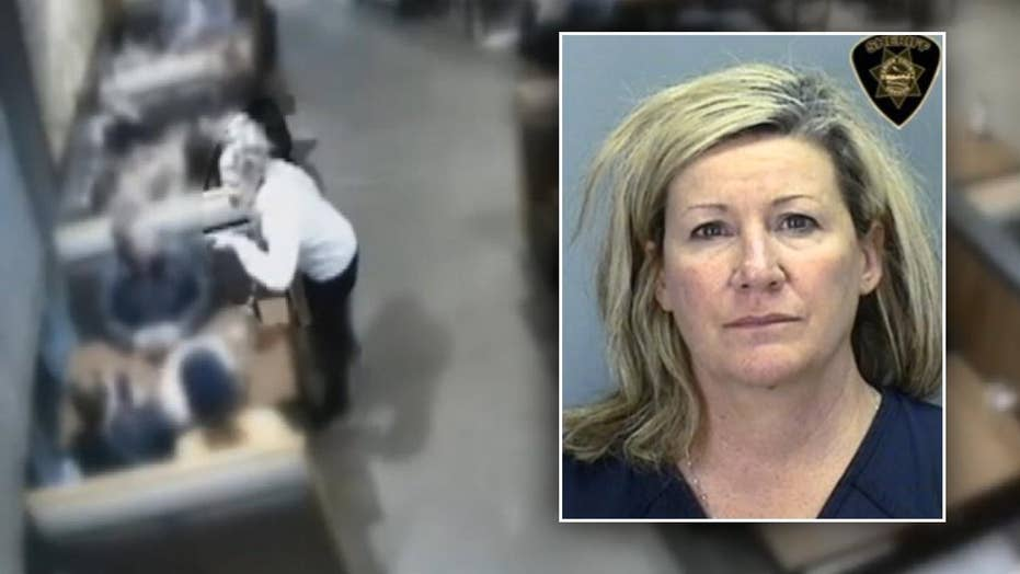 Oregon teacher arrested, charged with disorderly conduct for screaming at sexual assault victim in restaurant