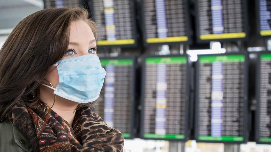 Do surgical masks protect against viral outbreaks?