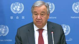 UN's Guterres warns of political opportunism during coronavirus pandemic