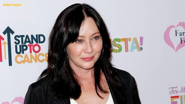 Shannen Doherty says she has stage 4 breast cancer