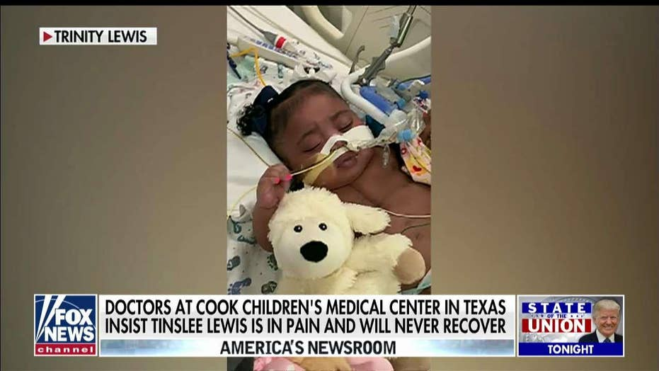 TX appeals court to hear case for Tinslee Lewis