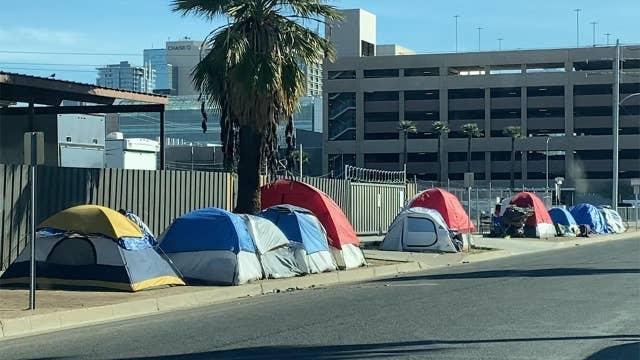SILVER TSUNAMI: Homeless seniors on the rise in AZ