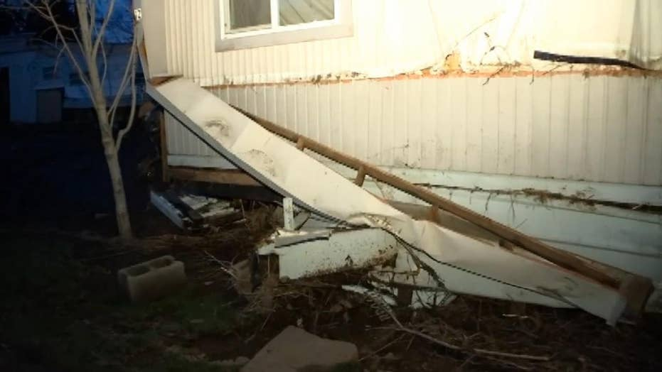 Oregon residents begin to assess the damage from deadly flooding