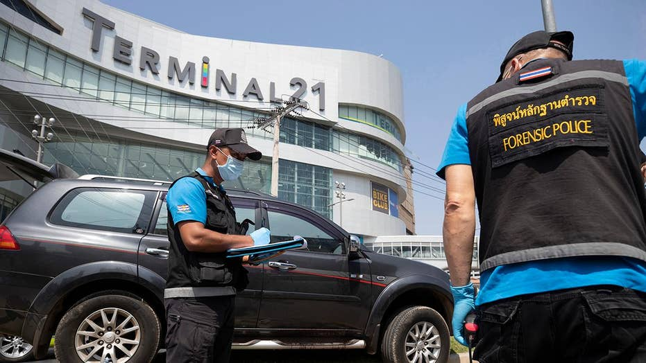 Police in Thailand release more details about mass shooting suspect