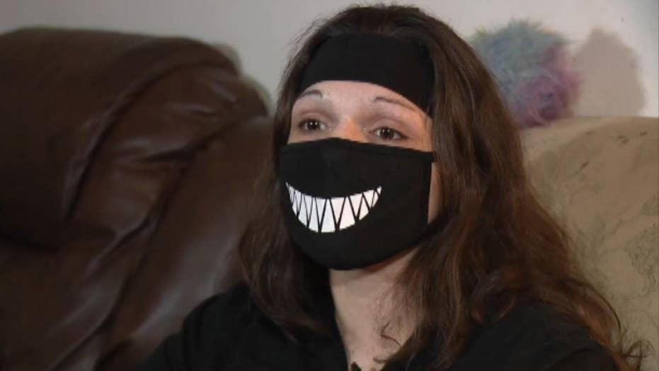 Bank employee calls police on woman wearing surgical mask