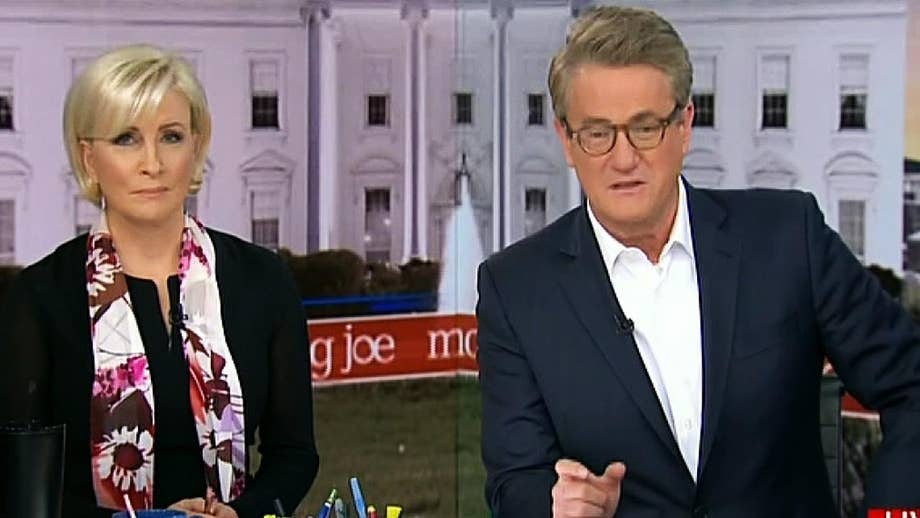 MSNBC's Joe Scarborough says President Trump 'acts like he doesn't want to get reelected'
