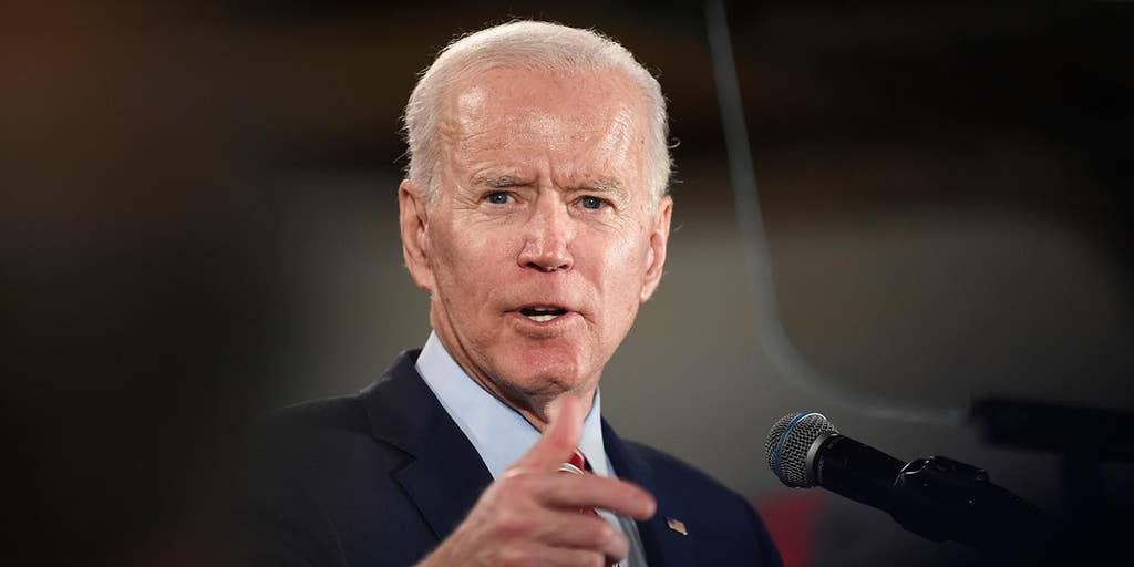 Biden faces NYC protesters chanting 'Drop out, Joe!'