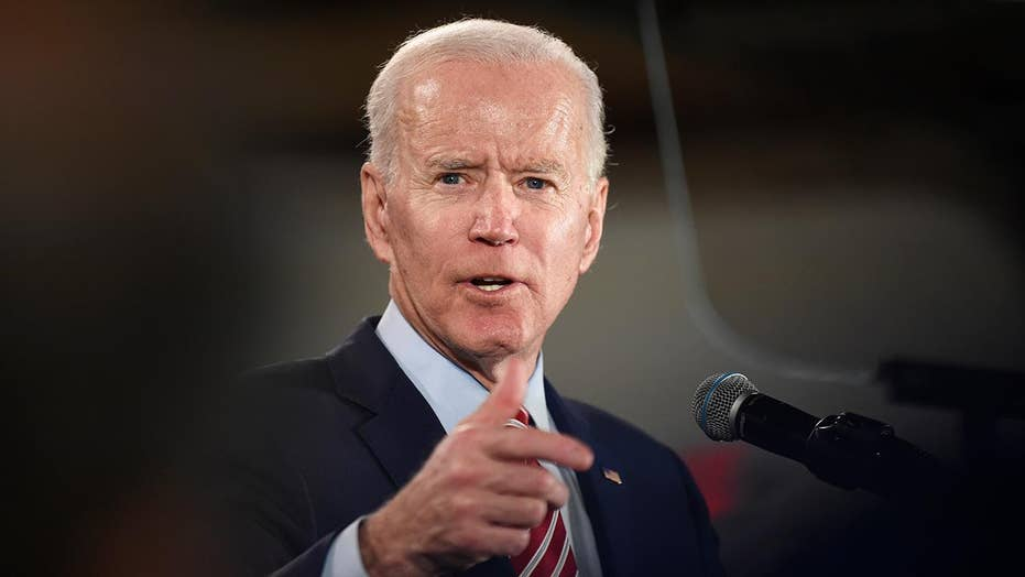 Poll: African-American support for Biden plummeting