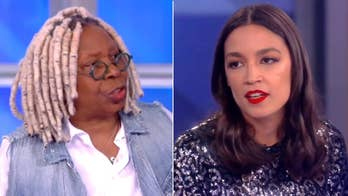 Whoopi Goldberg challenges AOC on 'The View'