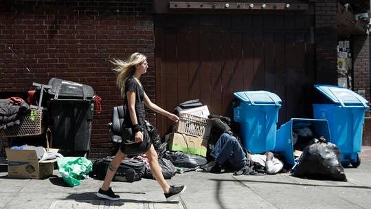 Homeless crisis now tops list of San Franciscans' biggest concerns