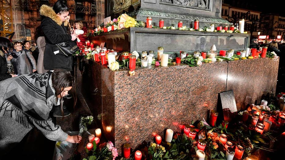 Victims of double-shooting in Germany are remembered