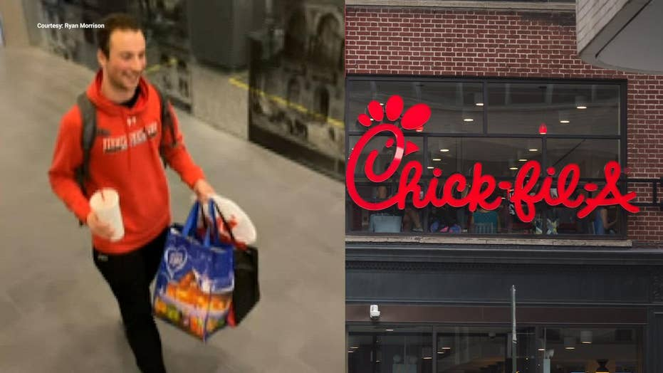 Chick-fil-A-loving college students buy plane ticket to satisfy craving, order $200 worth of fast food