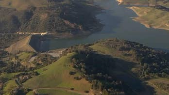 Federal government orders California reservoir to be drained in order to replace dam