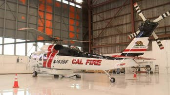 New helicopters to help California firefighters fight wildfires at night dubbed 'game-changer'