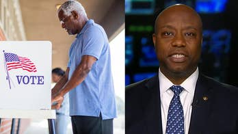 South Carolina Sen. Tim Scott on who will win over black voters, 'It's game-on for the Sanders campaign'