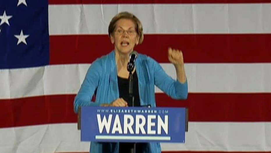 Warren says campaign is built for long haul after SC primary loss