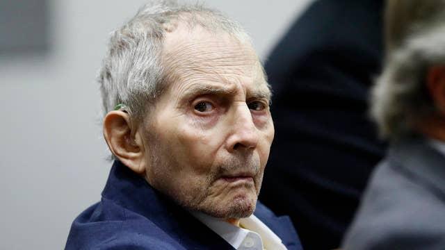 Robert Durst's murder trial begins in Los Angeles