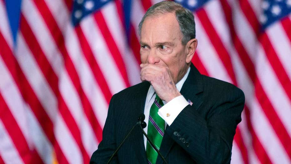 Did Bloomberg prove you can't buy the presidency?