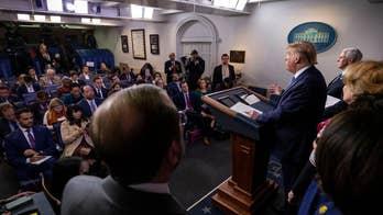 Michael Goodwin: Media shamefully slams Trump during coronavirus crisis