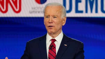 Liz Peek: Coronavirus -- Biden claims he could attack virus better than Trump. History says otherwise